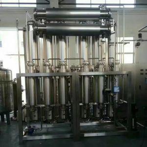 De Apparatuur van de Behandeling van het Water van de Apparatuur van de Distillatie van het water