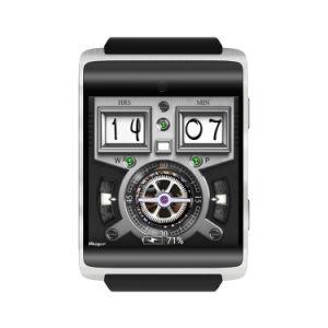 Dm2018 4G Touch Screen Smartwatch SIM Zellen-intelligentes Uhr-Mobiltelefon