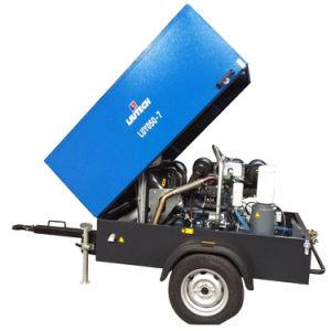 179cfm 7bar手持ち削岩機のための回転式ねじ圧縮機