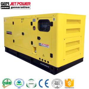 中国の発電機3phase 36kw 45kVAの無声ディーゼル発電機の価格