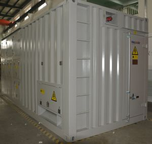 AC400-3000kVA-Rl de Automatische PLC Bank van de Lading van de Controle