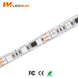 60 de Color RGB LED de 12V 5050 Magic TIRA DE LEDS de luz de la barra de luz de Navidad