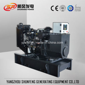 Звуконепроницаемые 48квт Silent Perkins электроэнергии дизельных генераторах