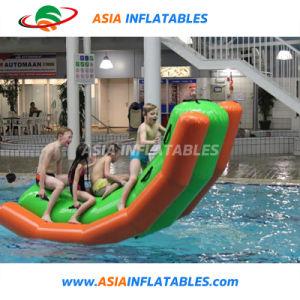 l'acqua gonfiabile della tela incatramata del PVC di 0.9mm gioca il movimento alternato gonfiabile dell'acqua del galleggiante