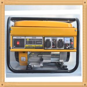 Taizhou 5kw faible bruit de l'utilisation d'accueil Jeu de générateur à essence