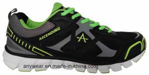 Zapatos corrientes de los deportes del rastro de los hombres del calzado de la marca de fábrica (816-6929)