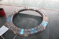 partes separadas do Rolamento Giratório/ anel giratório para Escavadoras