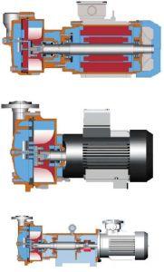 Bomba de vacío de anillo líquido 2BV / bomba de vacío de anillo de agua