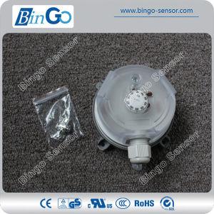 Interruptor de Pressão Diferencial ajustável para AVAC
