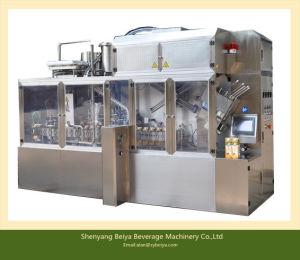 Machine d'emballage de remplissage carton Gable-Top (BW-2500A)
