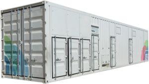 Ersatzlast-Bank für Generator-Prüfung