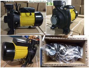 Hf centrífuga/6Cr 3 pulgadas de la bomba de agua para la Agricultura (3CV)