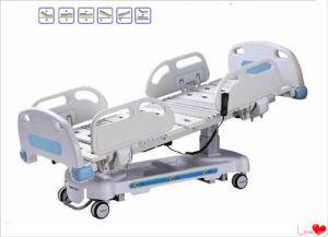 Linakモーターセリウムの公認の3機能電気病院用ベッド