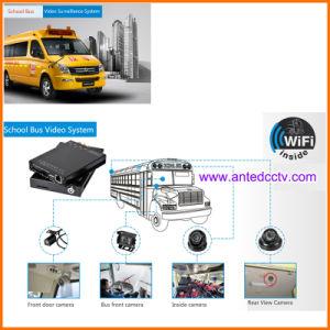 HD Videoaufzeichnungs-System für Fahrzeug-Auto-Taxi-Busse beenden