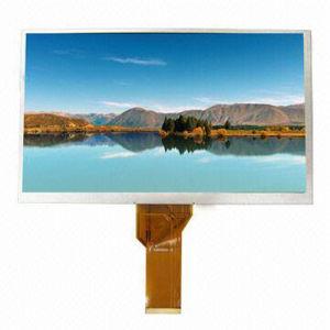 LCD表示3.5 透過TFT LCD 320X480