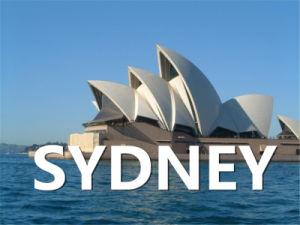 Conteneur de transport de la Chine à l'Australie et Nouvelle Zélande
