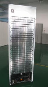 Porta de vidro transparente retos frigorífico, Vertical Vitrine refrigerado (LR-368)