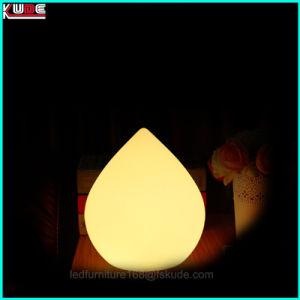Nachladbare flammenlose der LED-Kerze-Form-7 Lampen-Kerze Farben-Änderungs-der Dekoration-LED