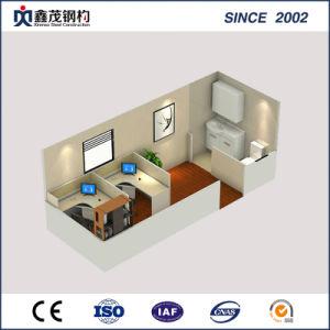 Certificado ISO prefabricados Oficina contenedor en contenedor de bajo coste (Casa)