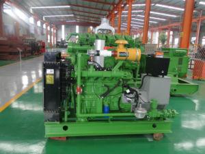 セリウムISOの承認60kwの大きい発電所のための良質の液化天然ガスの発電機