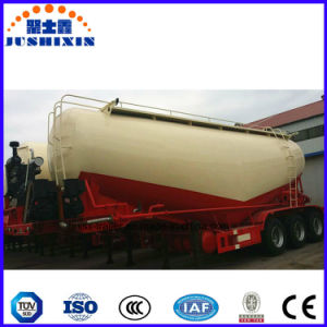 반 중국 3 차축 45cbm 시멘트 부피 유조 트럭 트레일러