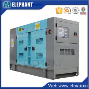 150kw 205kVA motor Chinesa Yuchai Grupo Gerador Diesel silenciosa