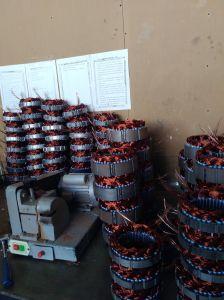 100W 12V/24Vの交流発電機の永久マグネット発電機