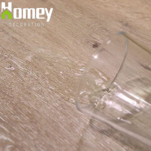 Spc planches de plancher en vinyle PVC Revêtements de sol en plastique pour la vente de plancher