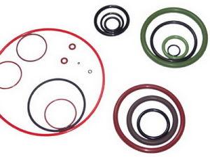 EPDM/FKM/Viton/Silicone/NBR/Nitrile het Rubber Verzegelen van de O-ring