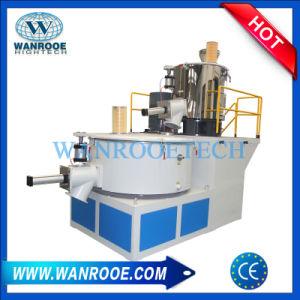 De plastic Machine van de Mixer van het Poeder van pvc Hete Koele