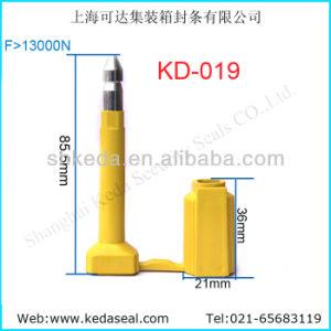 ISO führte Sicherheits-Behälter-Dichtungs-Verschluss für LKW-Tür (KD-019)