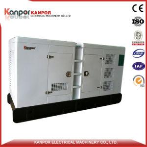 60квт 50Гц Perkins 1104A-44TG1 звукоизолирующие корпус генератора с техническими данными