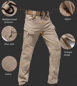 4-цветов военных спортивных мероприятий на улице IX7 брюки мужчин тактических транспортных брюки