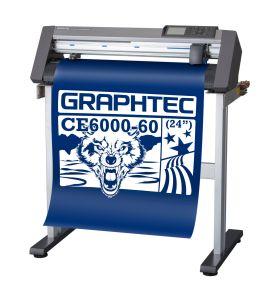 Tracciatore della taglierina del vinile di Graphtec Ce6000 per i vinili di scambio di calore di taglio