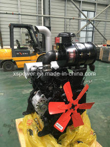De originele Dieselmotor van de Constructiewerkzaamheden van Ccec Cummins 4BTA3.9-C125 93kw