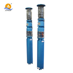 Deep Perçage Vertical submersible turbine pompe manuelle