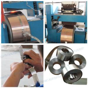 Núcleo magnético amorfo máquina Nanocrystalline Spinning cinta cinta de opciones básicas de la máquina de pulverización