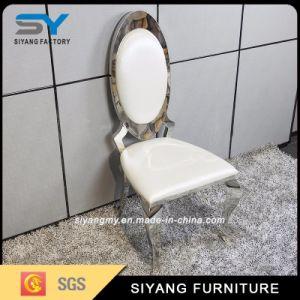 Distribuidor de muebles hogar Silla de Metal Blanco Party Silla para boda