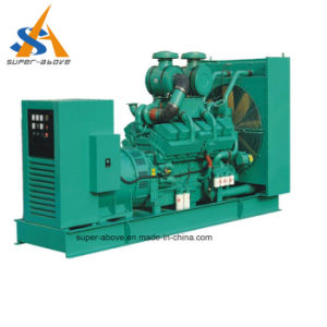 パーキンズエンジンを搭載する150kw発電機
