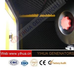 Cummins力のセリウムの承認[IC180302n]の150 KVAの防音のディーゼル発電機