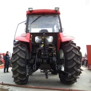 De hete Verkopende Tractor Van uitstekende kwaliteit van het Landbouwbedrijf van Dq1204 120HP 4WD China Goedkope