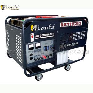 Generatore Gx630 della benzina di potere del Gemellare-Cilindro del motore 10kw della Honda