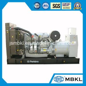 De Diesel 320kw/400kVA Elektrische die Reeks van uitstekende kwaliteit van de Generator door Originele Motor Perkins wordt aangedreven