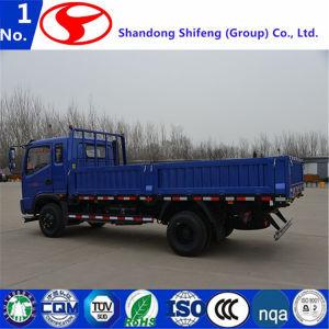 Flatbed Vrachtwagen van de Lading voor Lading 8 Ton