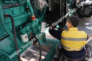 エンジンKta38-G5の熱い販売の880kw/1100kVA Ccec Cumminsの電気ディーゼル発電機