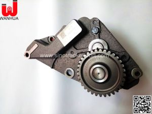 Pomp 1011-00220 van de Olie van Vervangstukken HOWO Hydraulische voor Motor Sinotruk