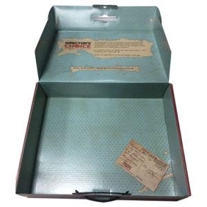 Design recentemente barato papel de embalagem Caixa de correio