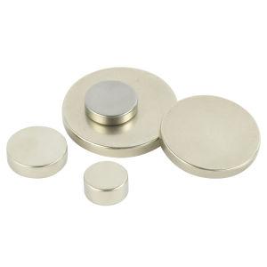 1/2-дюймовый Nickel-Coating неодимовый магнит диск производителя