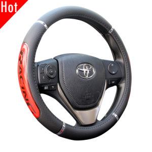 Barato coche reflectante personalizada colorido accesorio tapa del volante
