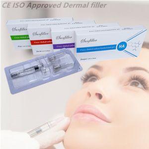 2021 de la piel de relleno dérmico 2ml Relleno de acido hialuronico inyectable